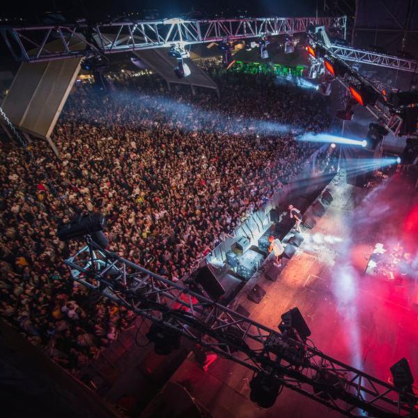 Bull Music Festival, cogiendo altura